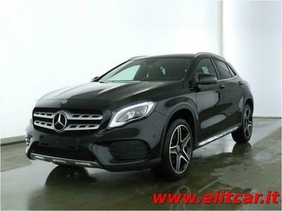 usata Mercedes GLA250 AMG LINE AUTOMATIC PACK NIGHT