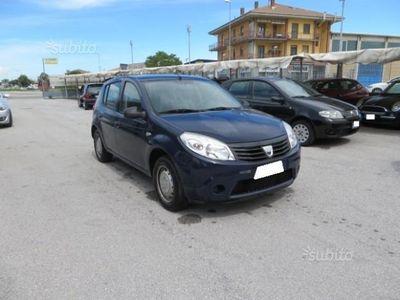 usata Dacia Sandero 1.400 benz / gpl 5p 75cv