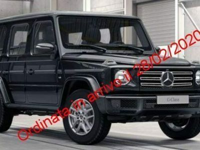 usata Mercedes G400 D S.W. STRONGER THAN TIME EDITION DEL 2019