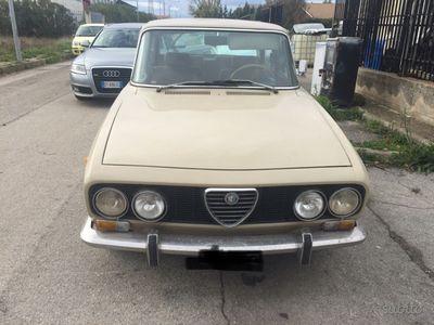 usado Alfa Romeo 2000 berlina - 1975-