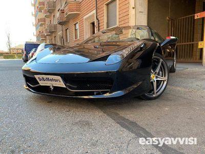 usata Ferrari 458 spider full ufficiale listino 272k!! benzina