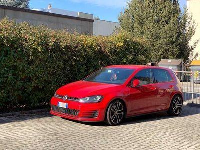 usata VW Golf GTD 2.0 TDI DSG 5p. Business BlueMo