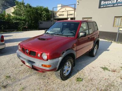 usata Nissan Terrano II