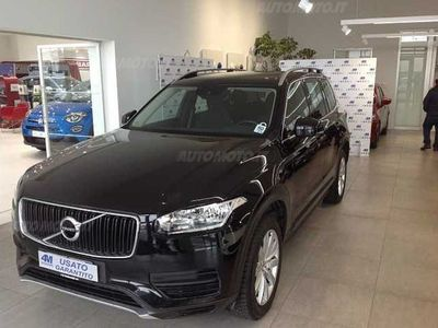 brugt Volvo XC90 D4 Geartronic Kinetic