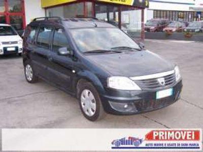 usata Dacia Logan MCV 1.6 GPL 7 posti Ambiance,clima,radio cd mp3,ai
