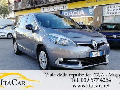 usado Renault Scénic XMod 1.5 dCi 110CV EDC AUTOMATICA