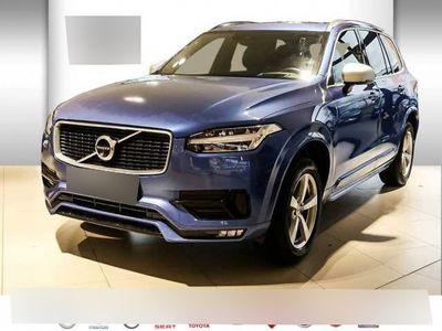 brugt Volvo XC90 T6 Awd Geartronic R-design,7-sitzer,navi,shz