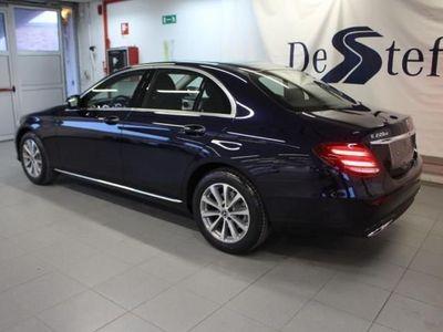 begagnad Mercedes E220 Classe E E Limousine4MATIC Auto