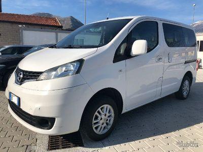 usado Nissan Evalia 1.5 dCi 110 CV Acenta 7 POSTI 2014