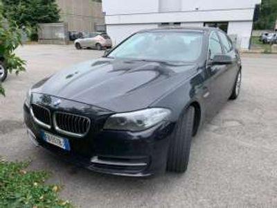 usata BMW 518 d luxury berlina diesel