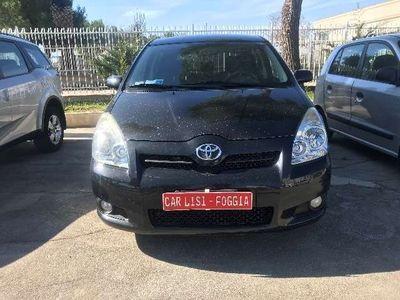 usata Toyota Corolla Verso 2.2 16V D-4D MY'08