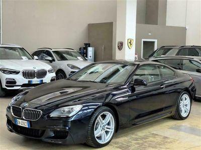 "usata BMW 640 d xDrive Coupé Msport - 19"" - FULL"