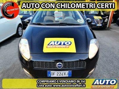 usata Fiat Grande Punto 1.2 3P DISTRIBUZ.FATTA/NEOPATENTATI/RATE/PERMUTE rif. 12932368