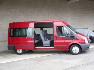 used Ford Transit Tourneo 9 posti tdci 2.2 diesel