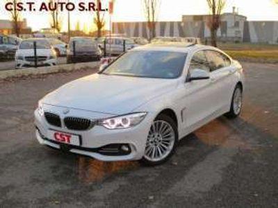 usata BMW 430 d xdrive gran coup luxury diesel
