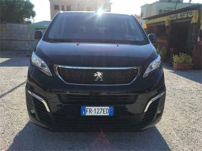 usata Peugeot Traveller 2.0 BlueHDi 180 S&S EAT6 Long Bs posti 9