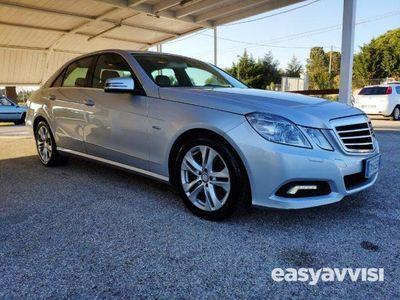 usado Mercedes E250 CDI BlueEFFICIENCY Avantgarde