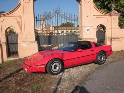 usata Corvette C4 1986d'epoca