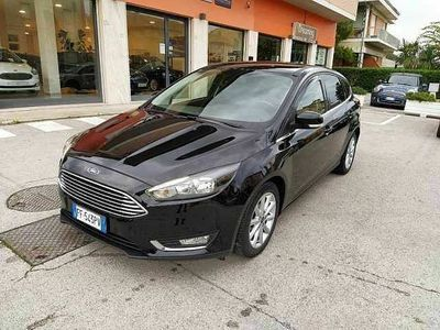 usata Ford Focus 1.5 TDCi 120 CV Titanium - 2016