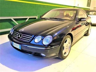 usata Mercedes CL500 cat usato