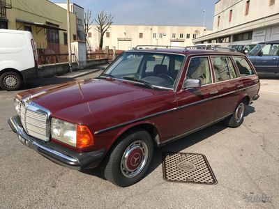 second-hand Mercedes 240 w123td sw ASI