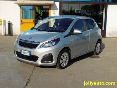 usata Peugeot 108 vti 68 5p active etg automatica ok neopatentati