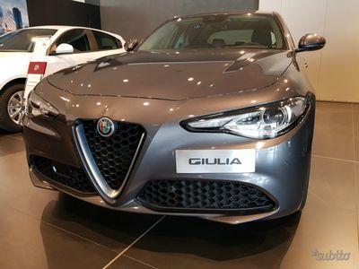 gebraucht Alfa Romeo Giulia 2.2 Turbodiesel 180CV AT8 AWD