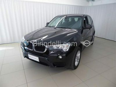 usata BMW X3 xDrive 20d Business Advantage Aut.