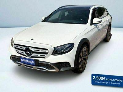 usata Mercedes E220 Classe E ESW All-Terrain 220 d Premium 4matic auto