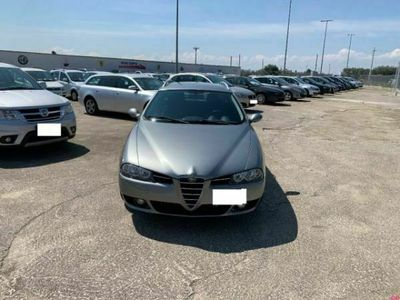 usata Alfa Romeo 156 1561.9 JTD 16V SW Exclusive