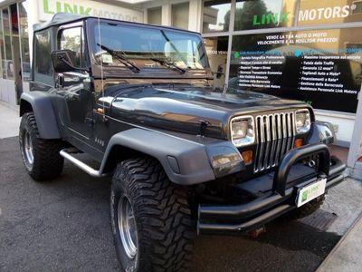 usata Jeep Wrangler Laredo Usato
