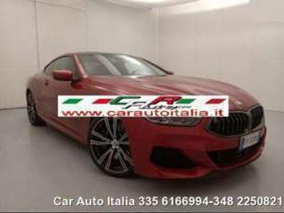 usata BMW M850 i xDrive Coupé Wilkins Sound LASER CARBONIO SOSP Benzina