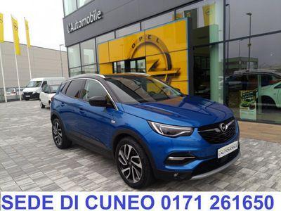 usata Opel Grandland X 1.6D 120 CV AT6 ULTIMATE - SEDE DI CUNEO