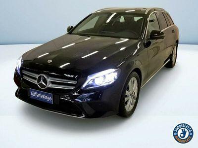 usata Mercedes C220 CLASSE C SW C SWd Sport Plus auto