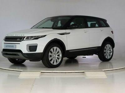 brugt Land Rover Range Rover evoque ANDERE 2.0 eD4 5p. Urban Attitude