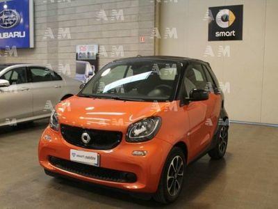usata Smart ForTwo Cabrio forTwo 3ªs.(C/A453) 70 1.0 twinamic Urban