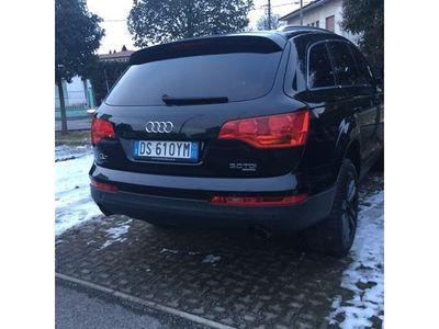 usata Audi Q7 3.0 V6 TDI 233CV quattro tiptronic