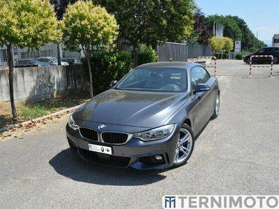 usata BMW 430 Serie 4 dA Cabrio Msport