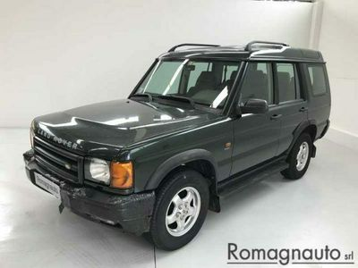 used Land Rover Discovery 2.5 Td5 5p. Luxury