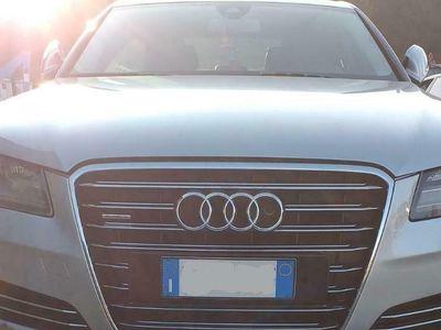 usata Audi A8L A84.2 V8 TDI quattro tiptronic