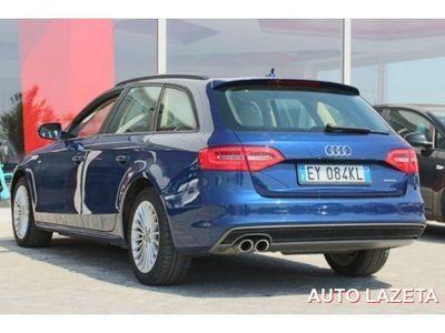 usata Audi A4 Avant 2.0 TDI cd Quattro S-tronic Editio
