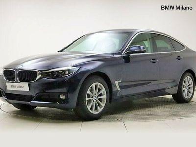 usata BMW 318 Gran Turismo d Business Advantage aut.