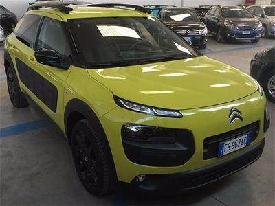 usata Citroën C4 Cactus PureTech 110CV 1.2 SHINE!!OCCASIONE!!!