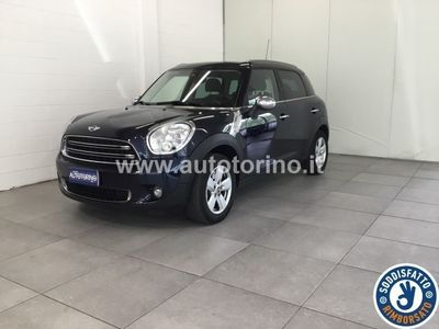 gebraucht Mini One Countryman COUNTRYMAN 1.6 E6