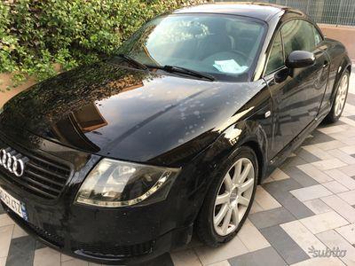 usata Audi TT 1.8 turbo benzina