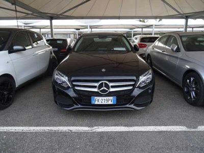 używany Mercedes 200 Classe C Station Wagond Auto Sport del 2017 usata a Misterbianco
