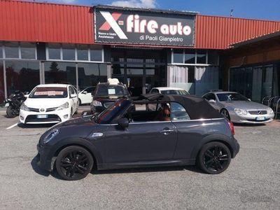 usata Mini Cooper SD Cabriolet full optional