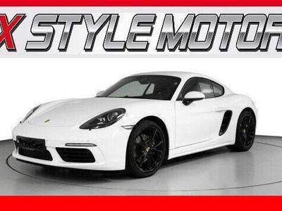 "usado Porsche 718 Cayman2.0 300cv - LED - navi -pack Chrono-19""-pelle"