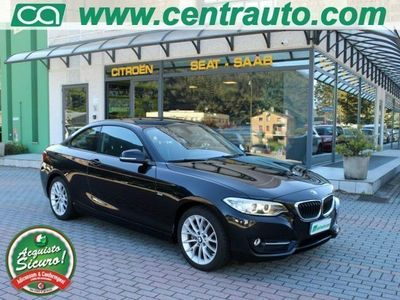 usata BMW 220 d xDrive Coupé Sport rif. 12232696
