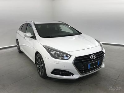 usata Hyundai i40 wagon 1.7 crdi Style 136cv auto